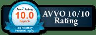 AVVO-1010-Rating