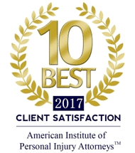 2017 Steinberg Law Firm 10 Best