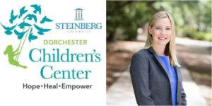 Steinberg Law Firm Sponsors DCC Fundraising & Gala Event