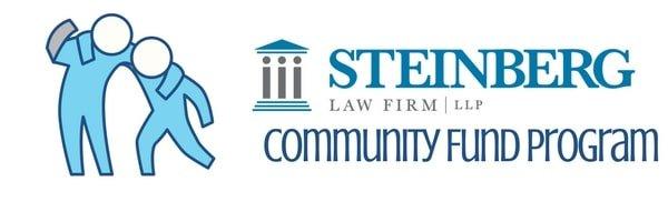 Steinberg Law Firm Community Fund Program
