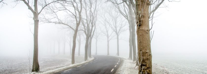 Winter Driving in South Carolina