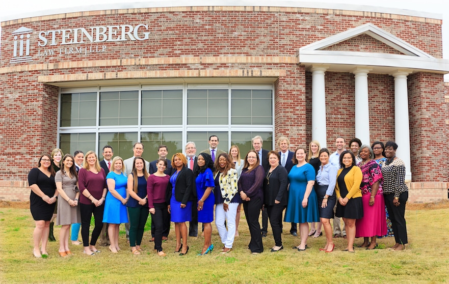 Steinberg Law Firm Gives Back with Casual Friday