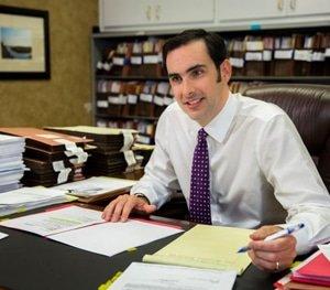 Charleston Personal Injury Lawyer Benjamin W Akery