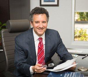Charleston Personal Injury Lawyer Steven E. Goldberg