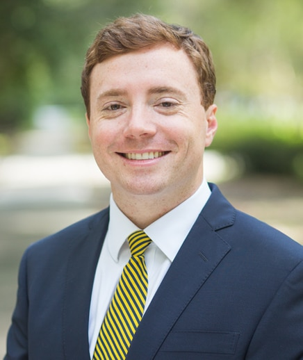 Charleston Personal Injury Lawyer Taylor Grooms