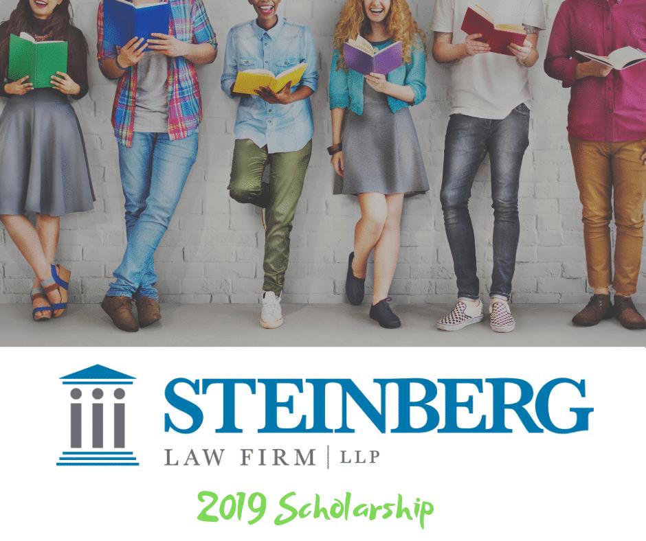 2019 Scholarship Now Open