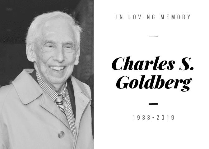 Charles S. Goldberg