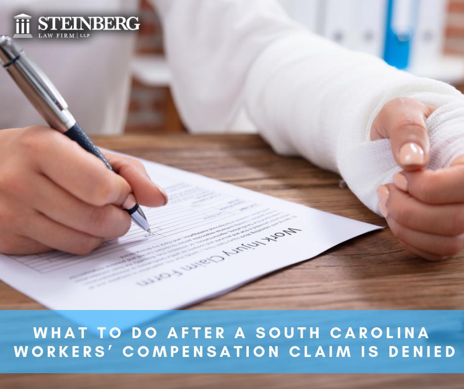 Charleston workers' compensation attorney