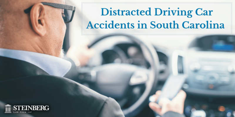 distracted car accident lawyer