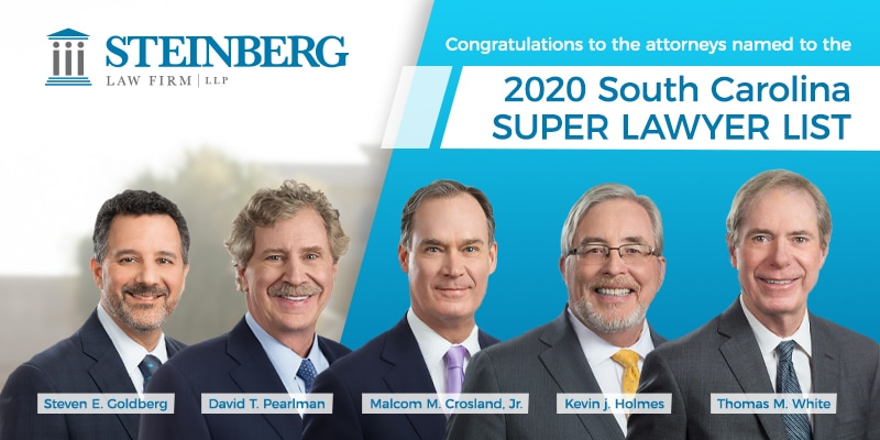 Steinberg Law Firm Super Lawyers