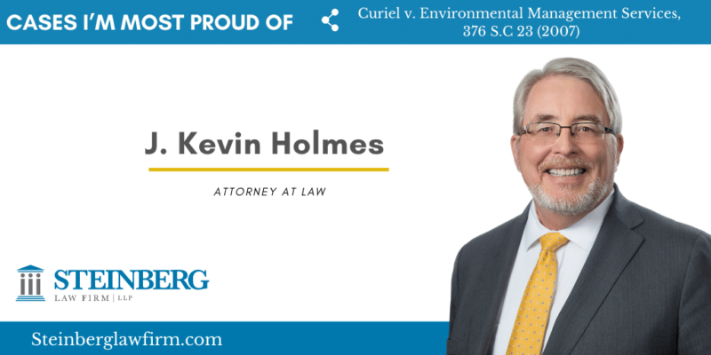 Steinberg Law Firm Cases That Made a Difference: Curiel v. Environmental Management Services